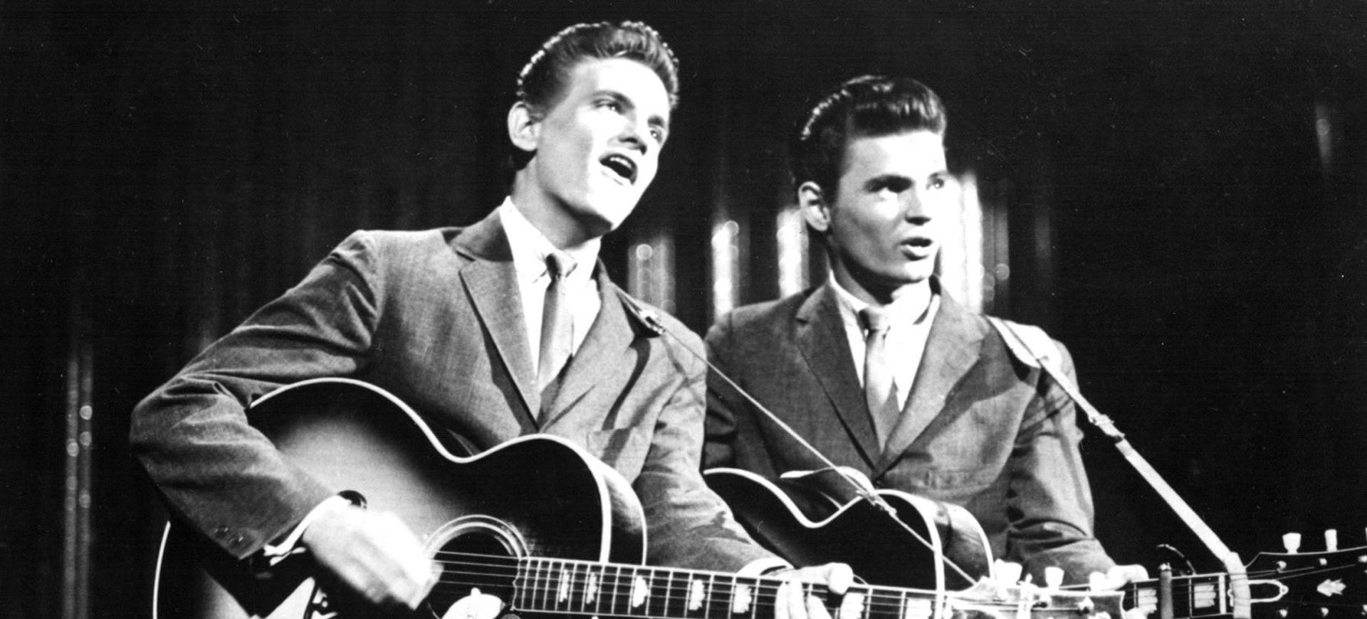 The Everly Brothers Rock Roll Hall Of Fame