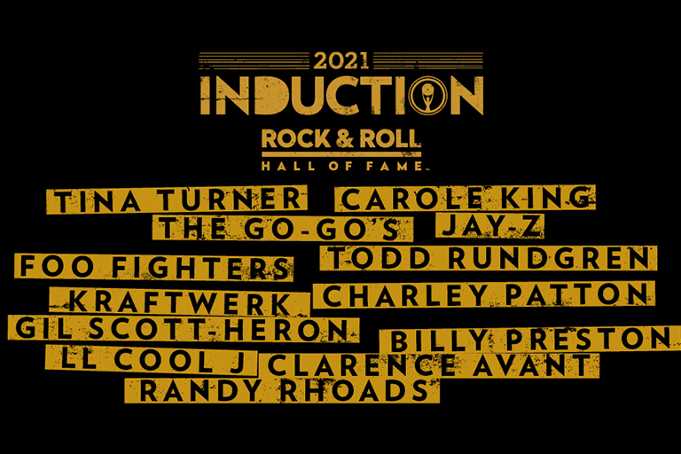 Jay-Z, Foo Fighters, Go-Go's to be Inducted Into Rock & Roll Hall of Fame